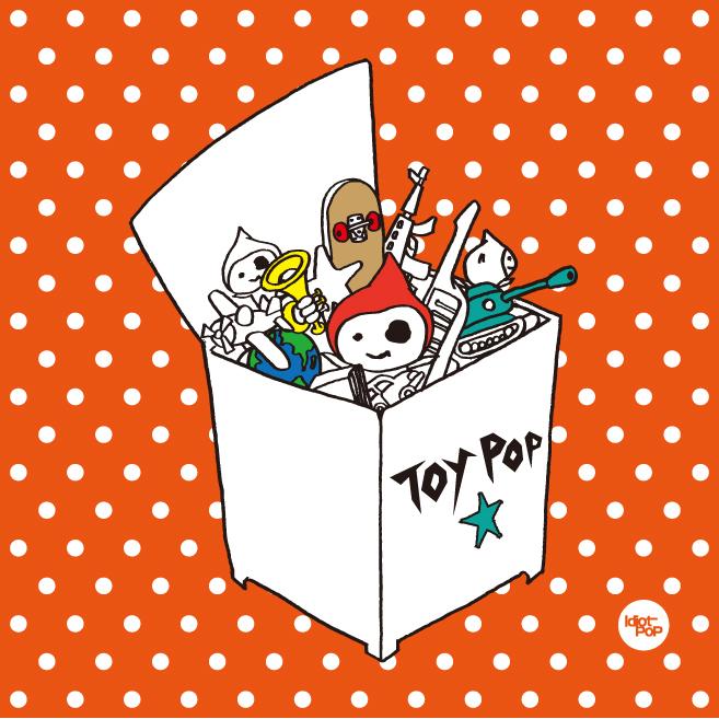 TOY POP (CD)